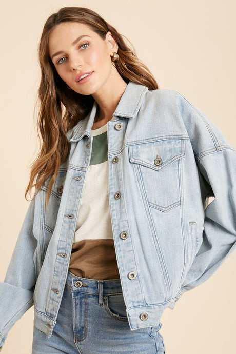 Spencer Denim Jacket