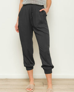You And Me Joggers - Black