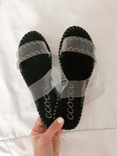 Demi Sandal Slide - Black