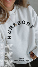 Homebody Sweatshirt - White