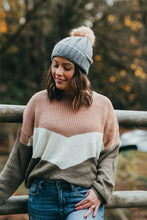 Mayflower Chevron Sweater