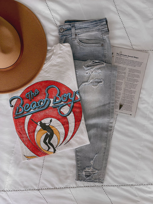 Beach Boys 1983 Tour Tee