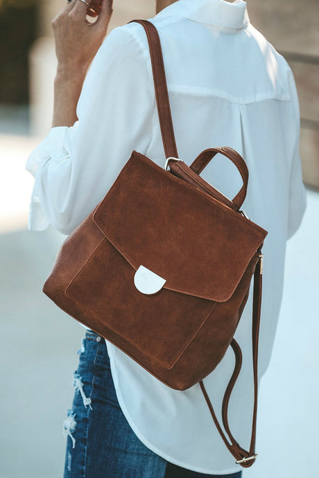 Lynne Bag - Tan