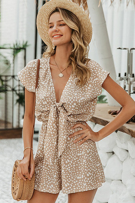 Madrona Pocketed Romper