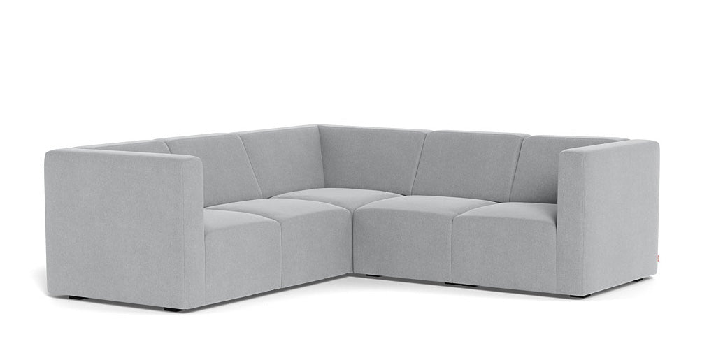 THE BRUCE SECTIONAL, 4-SEAT + CORNER