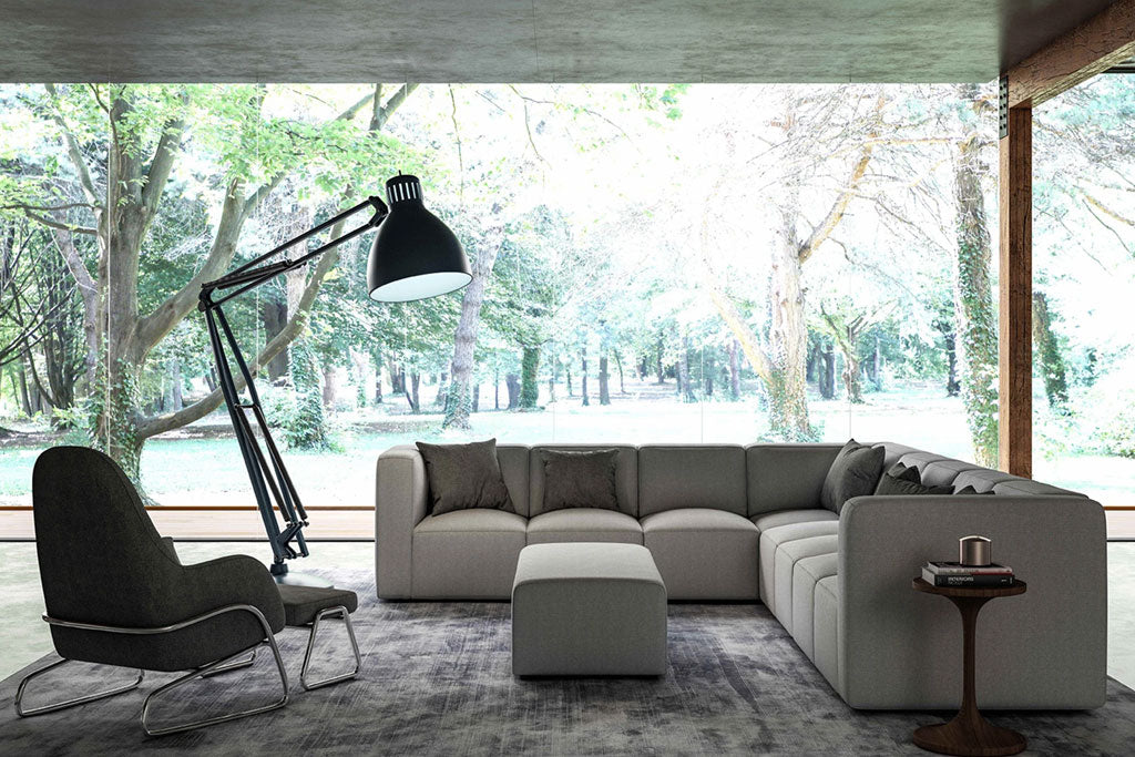 he Bruce Sofa & Sectional Collection