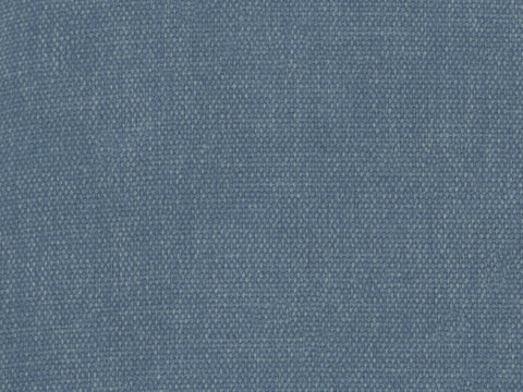 Performance Heathered Fabric - Denim Blue