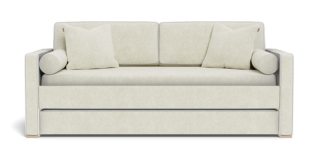Buy Modern Dorma Twin and Full Daybeds in Special Edition White Sheepskin
