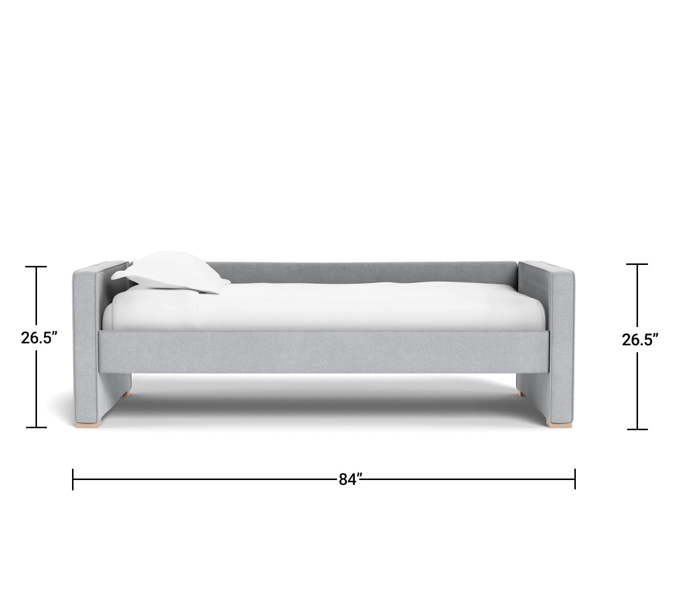 Twin Daybed Dimensions