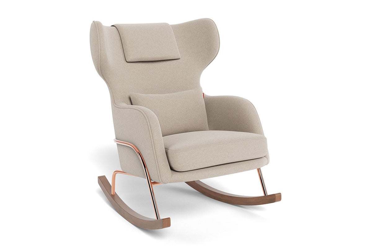 Modern Nursery Rocking Chair
