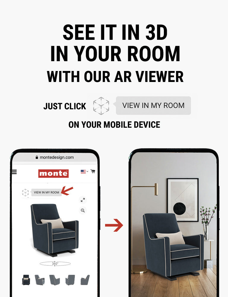 Monte AR - see Monte Luca Glider in 3D in your room with our AR viewer