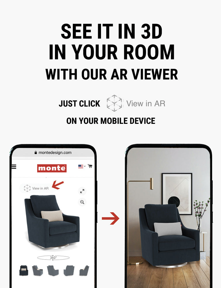 Monte AR - see Monte Vera Glider in 3D in your room with our AR viewer