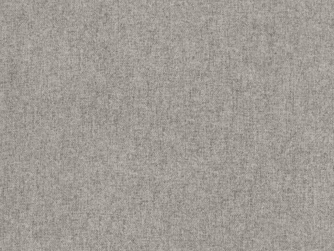 Performance Heathered Fabric - Nordic Grey