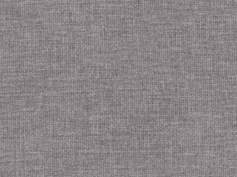 Performance Heathered Fabric - Pebble Grey