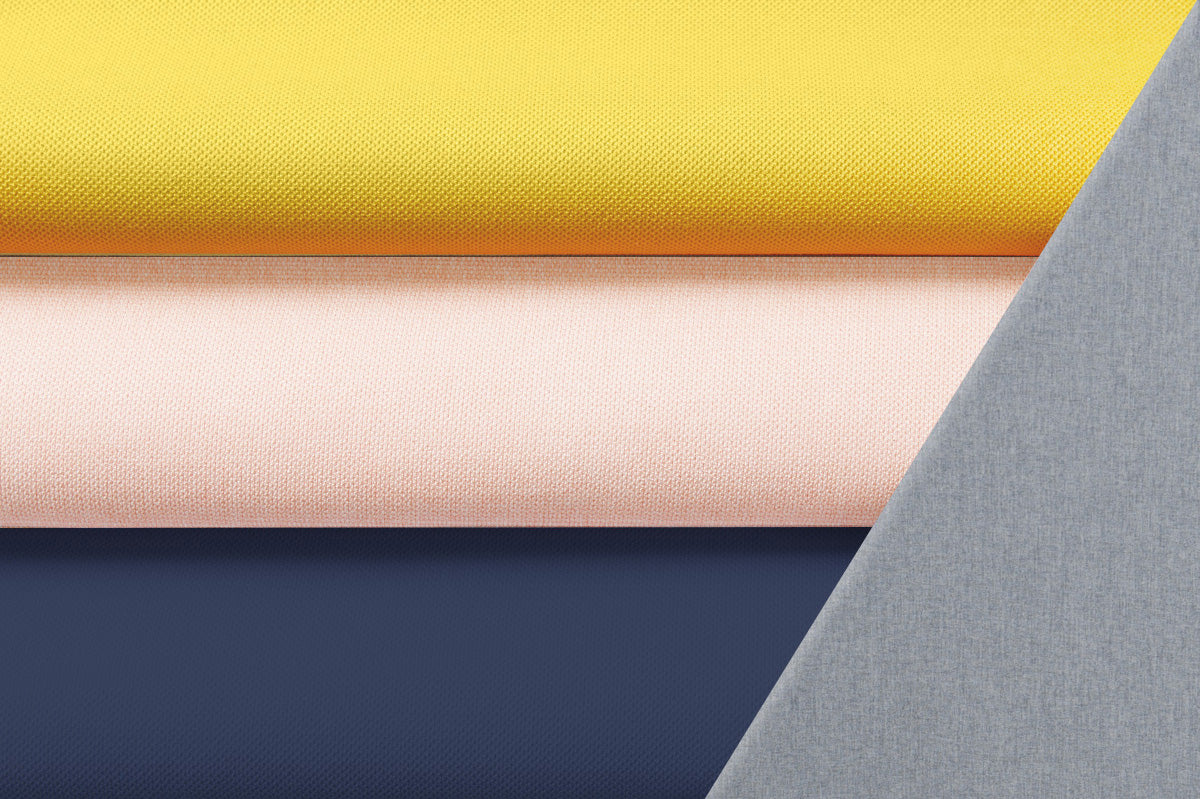 Our polyester fabric and thread options are manufactured according to Oeko-Tex® Standard 100
