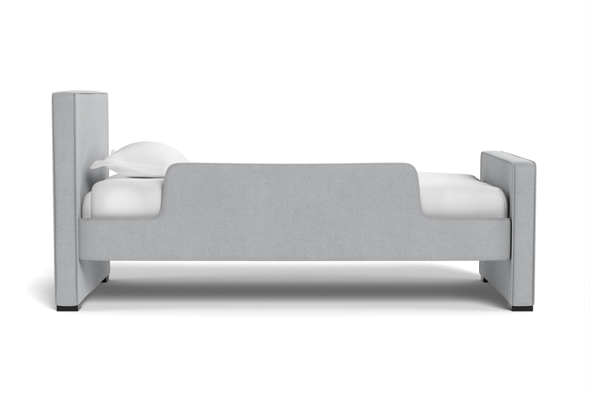 Toddler Upholstered Guard Rail By Monte Design For Modern Dorma Bed