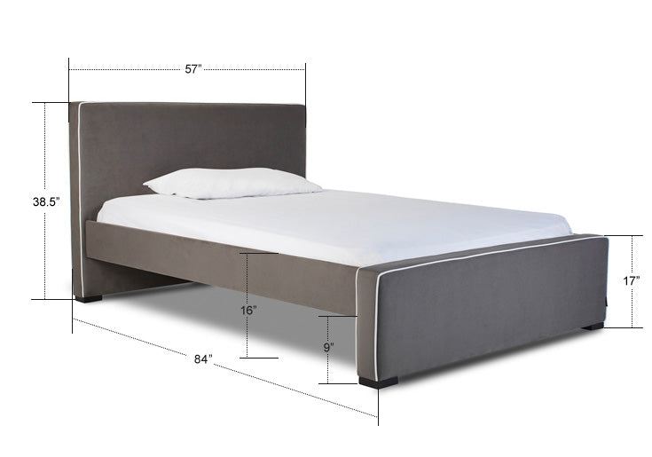 Full Dorma Bed Dimensions