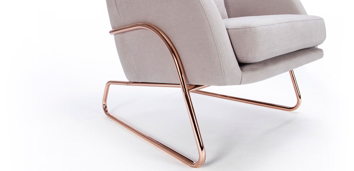 Monte Design Home Collection Lounge Chairs