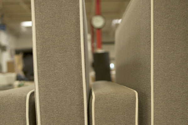 Our foam is also a high density, high grade and low emission (low VOC) foam