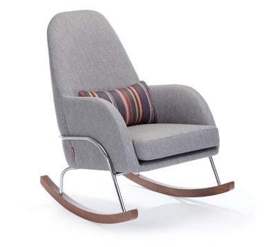 Buy Jackson Nursery Rocker - Celebrity Approved Nursery Gliders and Rockers by Monte Design