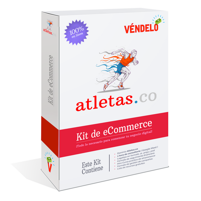 Atletas.co - eCommerce Kit