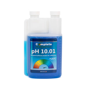 pH 10.01 - Standard Reference Solution for Calibration - Complete Hydroponics