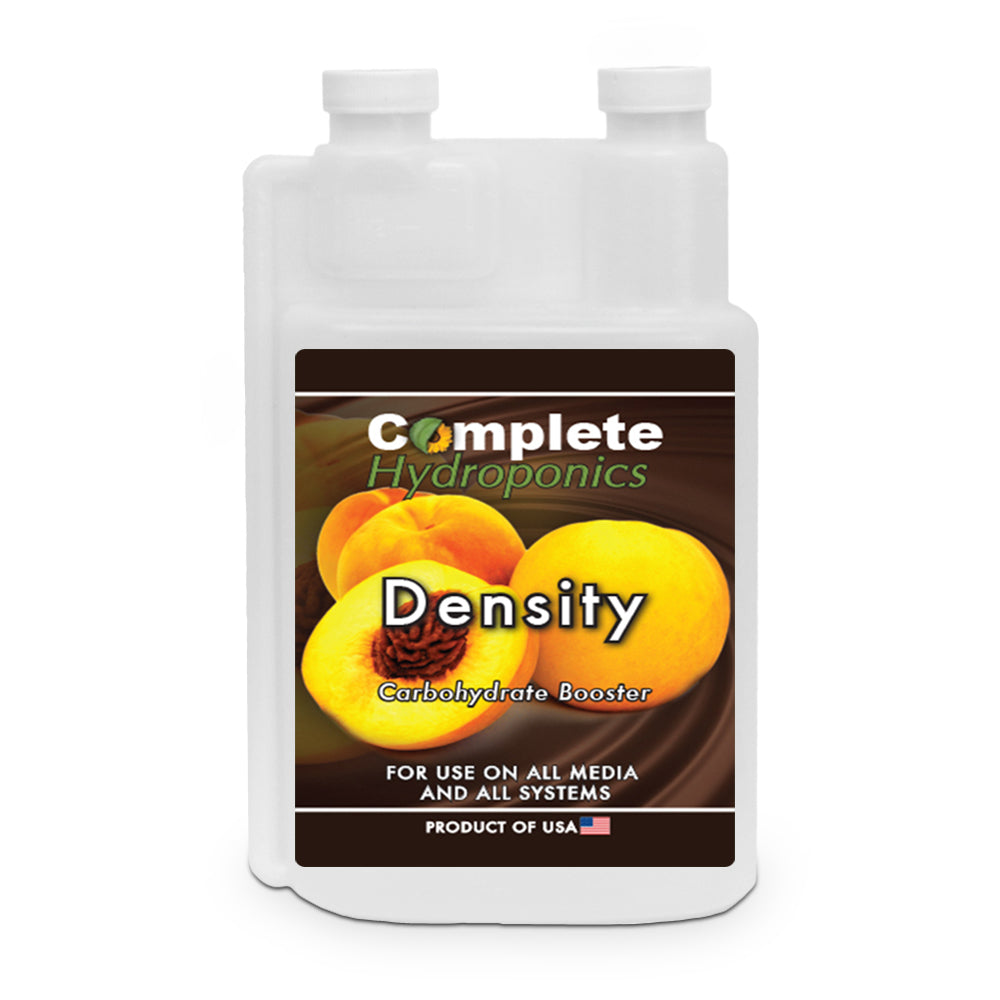 Density - Hydroponic Nutrient Solution - Bloom Enhancer (promotes plants'  sugars, resins, and oils)