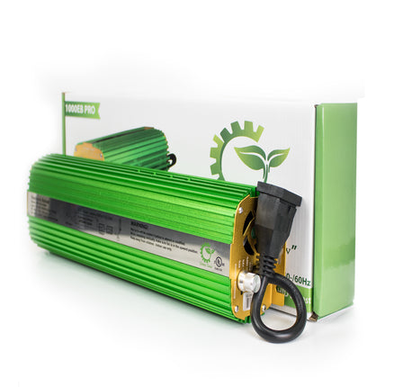 Dimmable Electronic HID Ballast - 1000W/600W/400W/Hydroponic Equipment/Green Gear