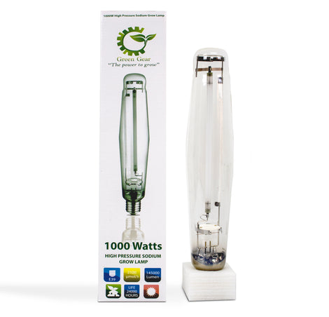 High Pressure Sodium (HPS) Lamps - Ultra Bloom 1000W/600W/400W/250W