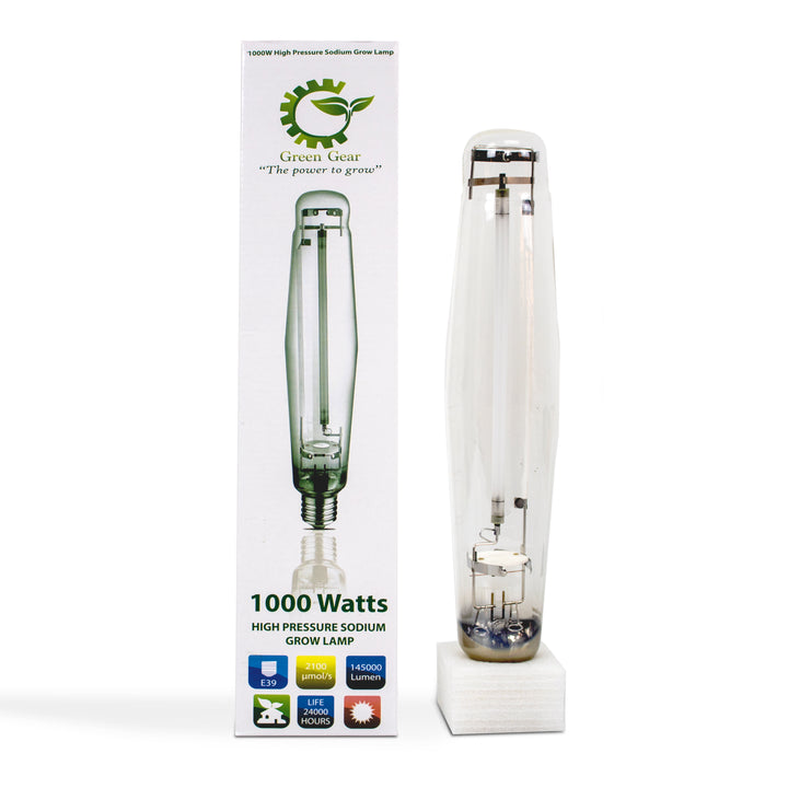High Pressure Sodium (HPS) Lamps - Ultra Bloom 1000W/600W/400W/250W - Complete Hydroponics