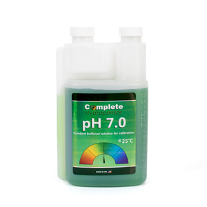 pH 7.0 - Standard Buffered Solution for Calibration - Complete Hydroponics
