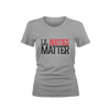 Lil Booties Matter Grey T-Shirt (Women's) + Digital Album