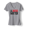 Lil Booties Matter Grey T-Shirt Bundle (Womens)
