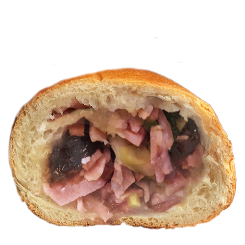 Cachito Pan De Jamon