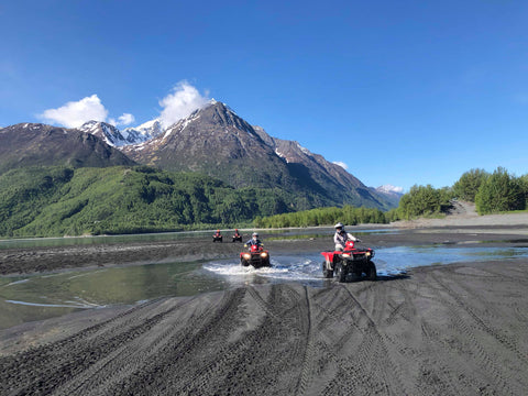 Alaska ATV Ride Tour