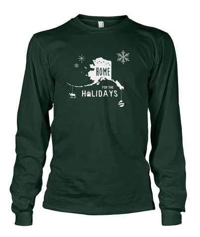 Home For The Holidays Long Sleeve Shirt