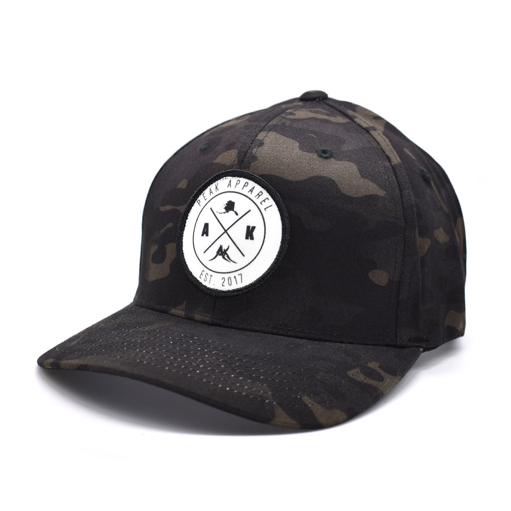 Peak Apparel Cloth Patch Hat - Flexfit