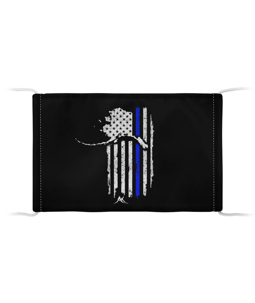 Patriot Police Support - Cloth Face Mask