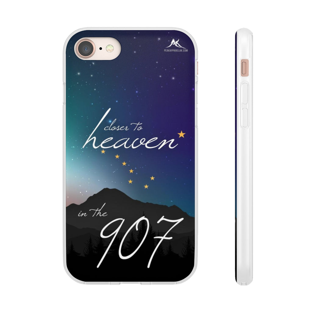 Closer to Heaven Phone Flex Case
