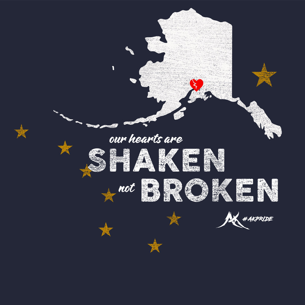 Shaken Not Broken Shirt