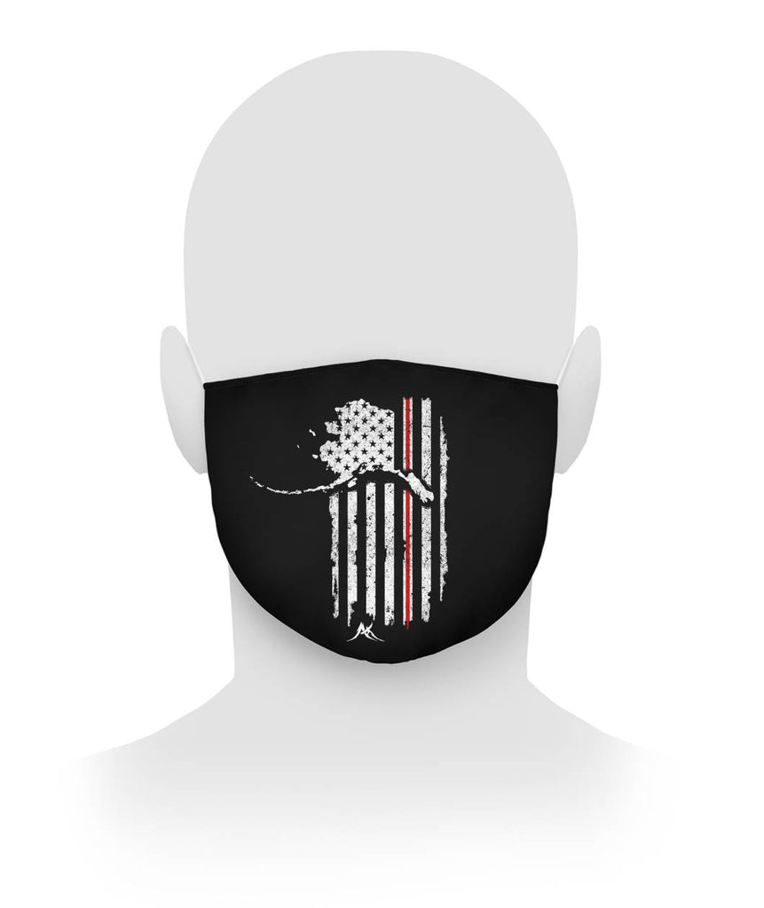 Patriot Nurse Support - Cloth Face Mask
