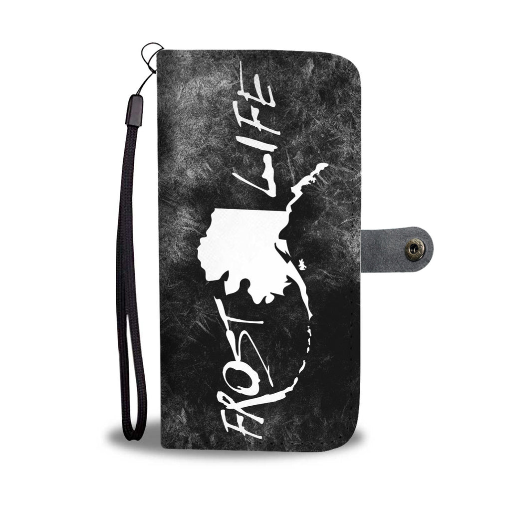 Frost Life Wallet Phone Case
