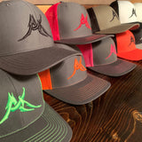 Peak Apparel 3D Logo Hat - Snapback