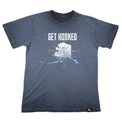 Get Hooked Vintage Washed Shirt