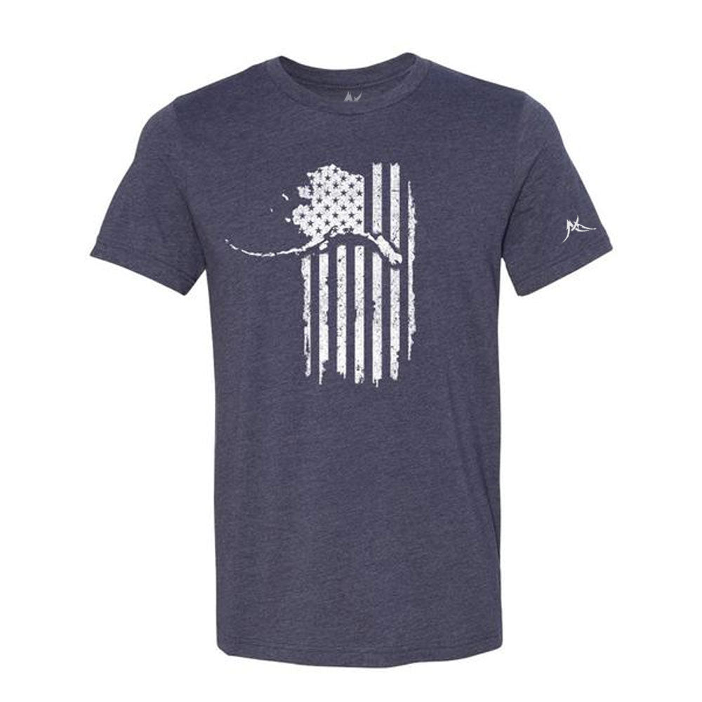 Alaskan Patriot Flag Shirt
