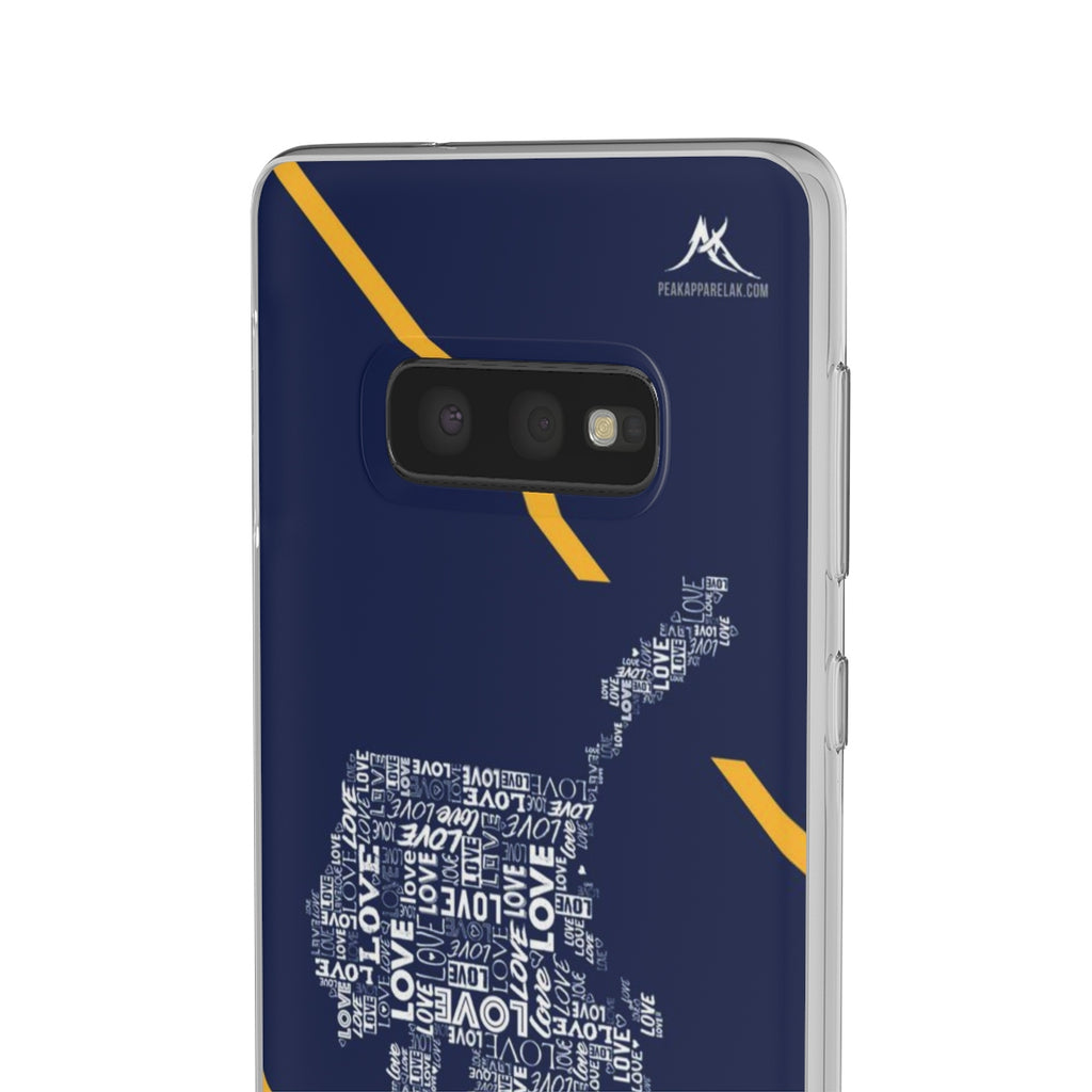 Alaska Love Phone Flex Case