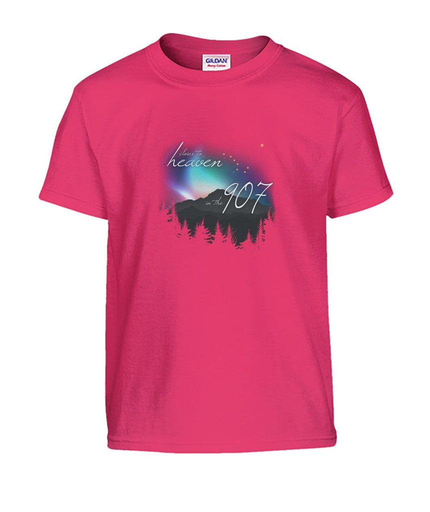 Closer To Heaven Kids Shirt