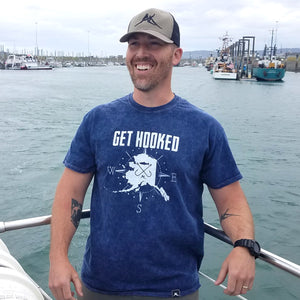 Alaska Fishing Shirt - Get Hooked