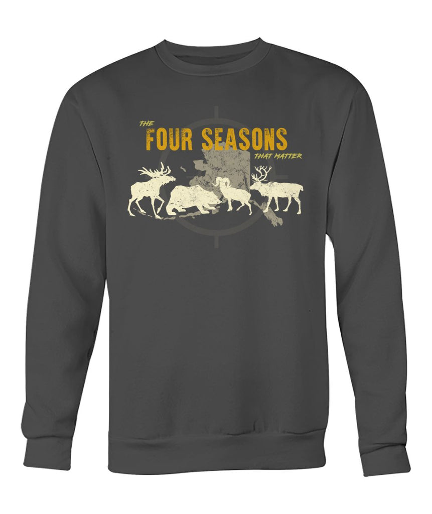 Four Seasons Crew Sweatshirt