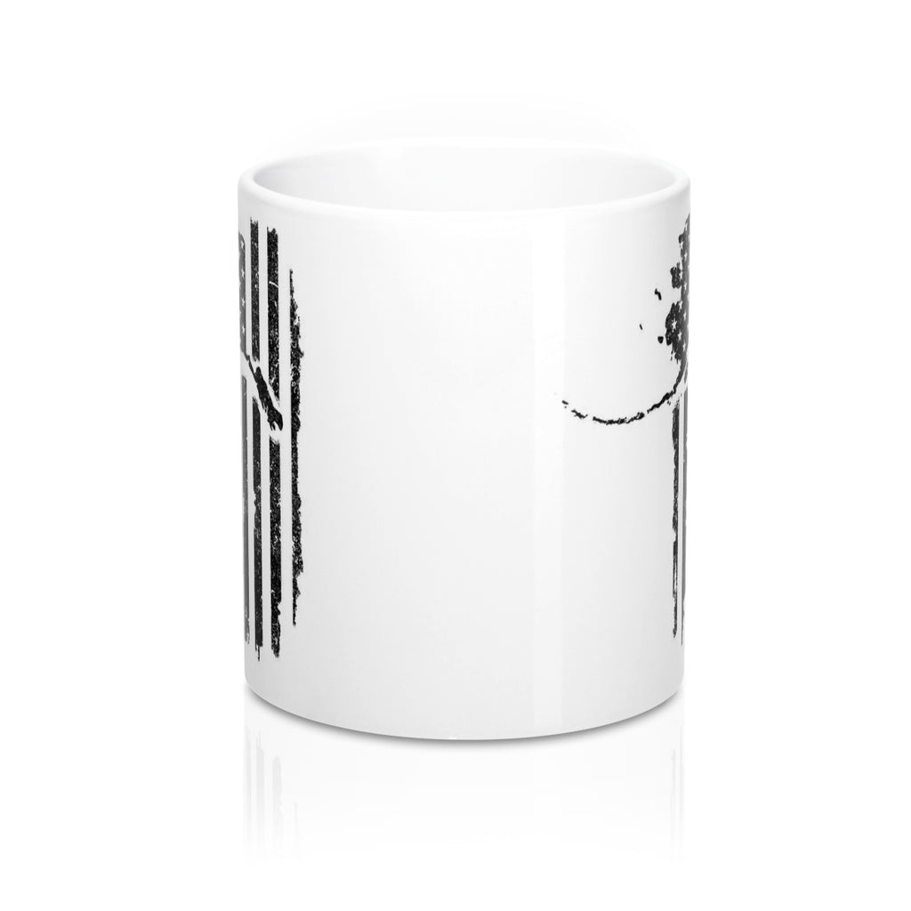 Patriot Mug - White 11oz.